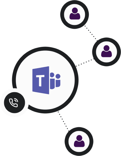 microsoft teams integration illustration