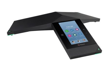 polycom trio 8800 angled right